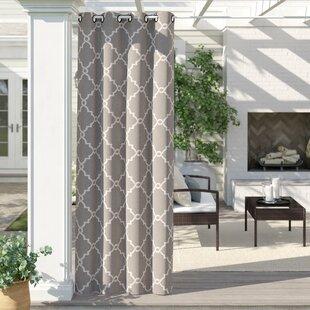 Semi Sheer Curtains Drapes Wayfair Ca