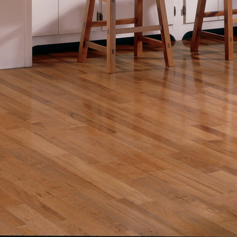 Somerset Specialty 5 Solid Maple Hardwood Flooring In Tumbleweed