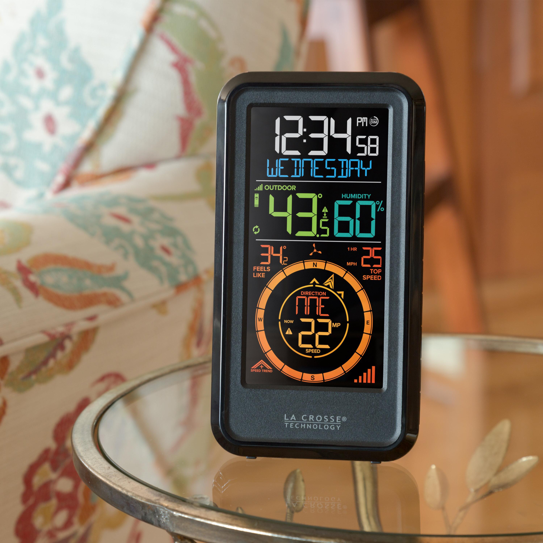 La Crosse Technology Wireless Combo Weather Station Wayfair