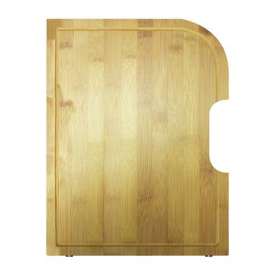Seville Classics Bamboo Cutting Board With Cutting Mats Reviews