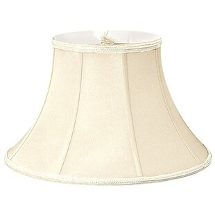 Shop for 16 Silk/Shantung Bell Lamp Shade By Alcott Hill