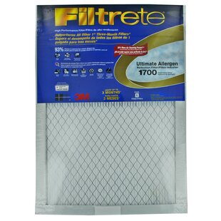 Filtrete Ultimate Allergen Reduction Air Filter (Set of 6)