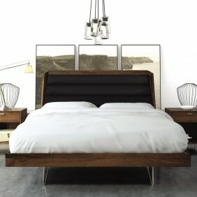 Copeland Furniture Canto Upholstered Platform Bed
