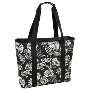 30 Can Night Bloom Extra Large Insulated Tote Cooler
