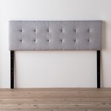Cy Upholstered Panel Headboard by Andover Mills™
