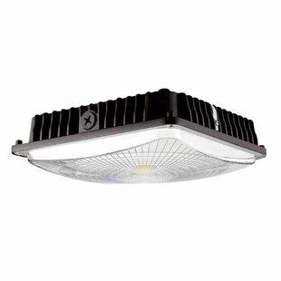 Elco Lighting Canopy LED Recessed Trim