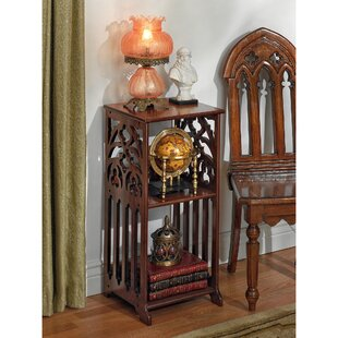Affordable St. Thomas Aquinas Gothic End Table ByDesign Toscano