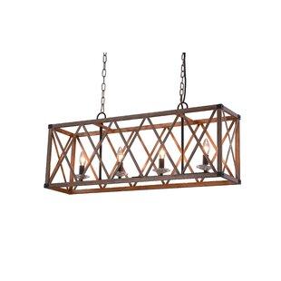 CWI Lighting Marini 4-Light Kitchen Islan..