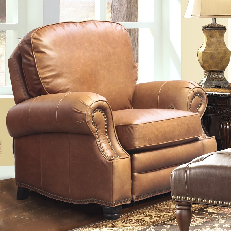 Longhorn Ii Leather Recliner & Barcalounger Longhorn Ii Leather Recliner u0026 Reviews | Wayfair islam-shia.org