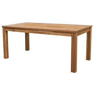 Yokum Dining Table by Millwood Pines Best