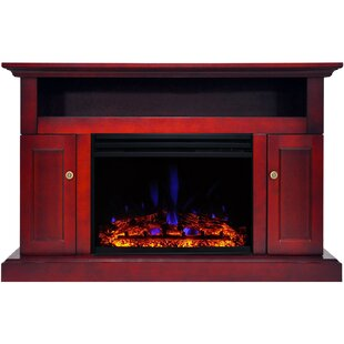Sorrento TV Stand for TVs up to 50 with Fireplace Included
