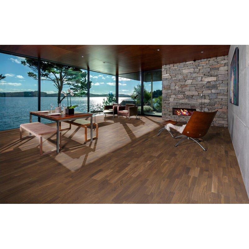 Kahrs American Naturals 7 78 Engineered Walnut Montreal Hardwood