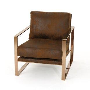 Lobel Armchair by 17 Stories