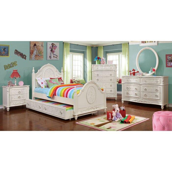 Viv Rae Weatherby 6 Drawer Dresser Wayfair