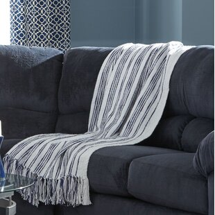 Meltham Throw by Highland Dunes Sale