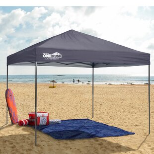 Expedition 10 Ft. W x 10 Ft. D Steel Pop-Up Canopy by QuikShade