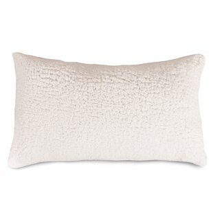 Solid Sherpa Throw Pillow