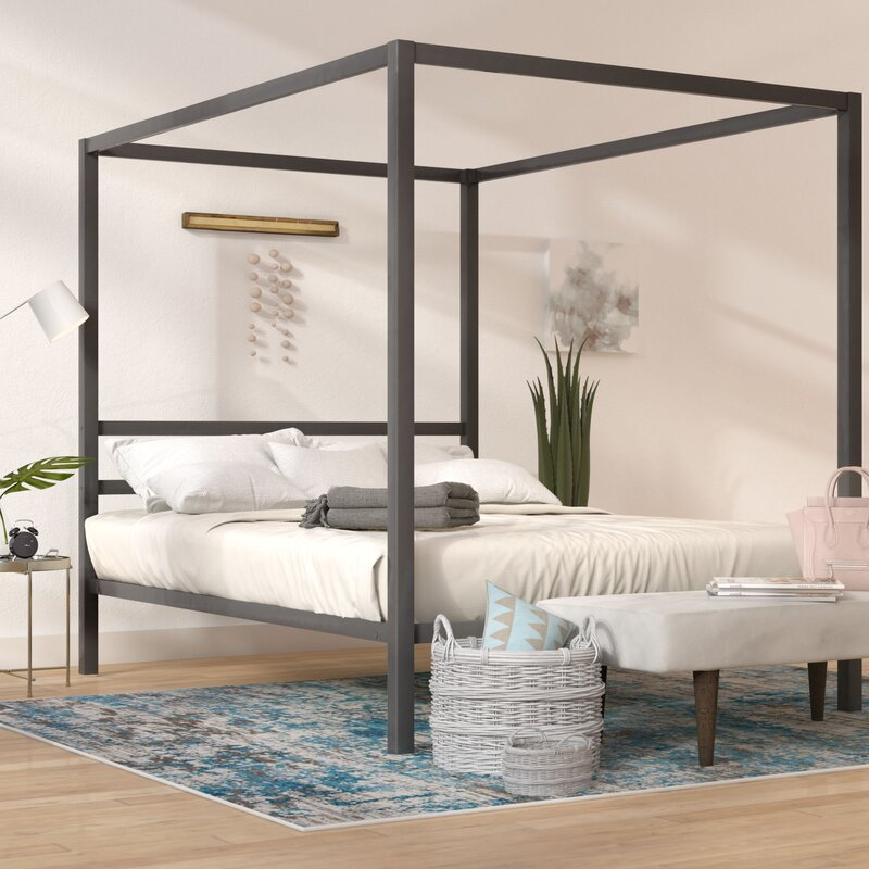 Blanford Queen Canopy Bed : images of canopy beds - memphite.com