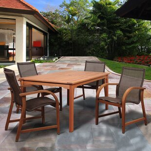 Beachcrest Home Ely 7 Piece Dining Set