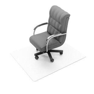 Ecotex Evolution Hard Floor Straight Edge Chair Mat By Floortex