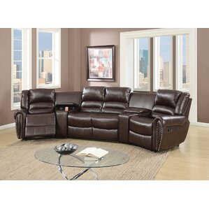 Home Theater Sectional  sc 1 st  Wayfair : theater sectional seating - Sectionals, Sofas & Couches
