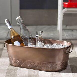 Attrayant Bergenfield Copper Beverage Tub