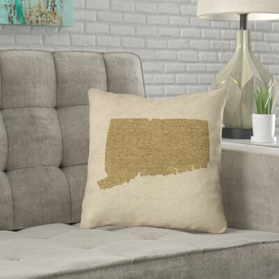Ivy Bronxgiorgi State Love Outline In Poly Twill Double Sided Print Throw Pillow Ivy Bronx Size 20 X 20 State New Hampshire Dailymail