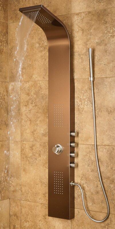 Santa Cruz ShowerSpa