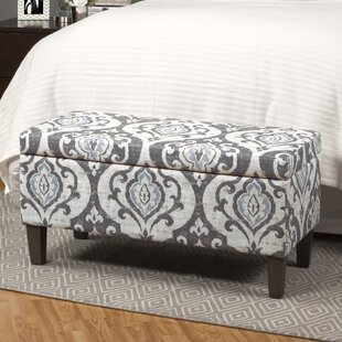 Lexie Storage Ottoman by Bunga..