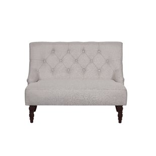 Elizabeth Loveseat by Winston Porter Cheap