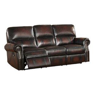 Nevada 2 Piece Leather Living Room Set