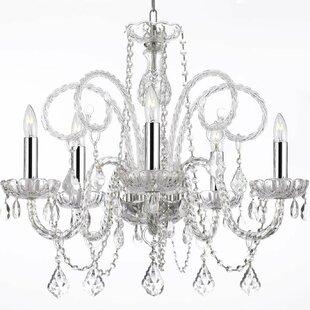 House of Hampton Kellner 5-Light Candle S..