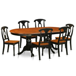 Pilcher Modern 7 Piece Dining Set by August Grove Best #1