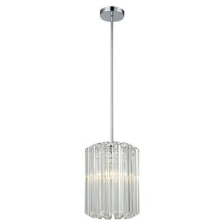 House of Hampton Bracamonte 1-Light Cylin..