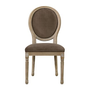 One Allium Way Archie Upholstered Dining Chair (Set of 2)
