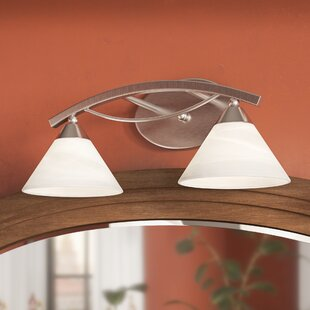 Beecroft 2-Light Vanity Light By World Menagerie