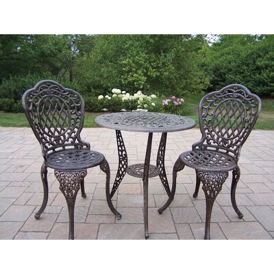 Mcgrady 3 Piece Bistro Set by Astoria Grand 2020 Online