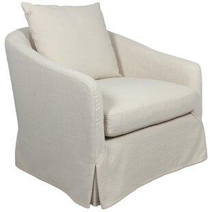 Miranda Swivel Lounge Chair by Sarreid Ltd