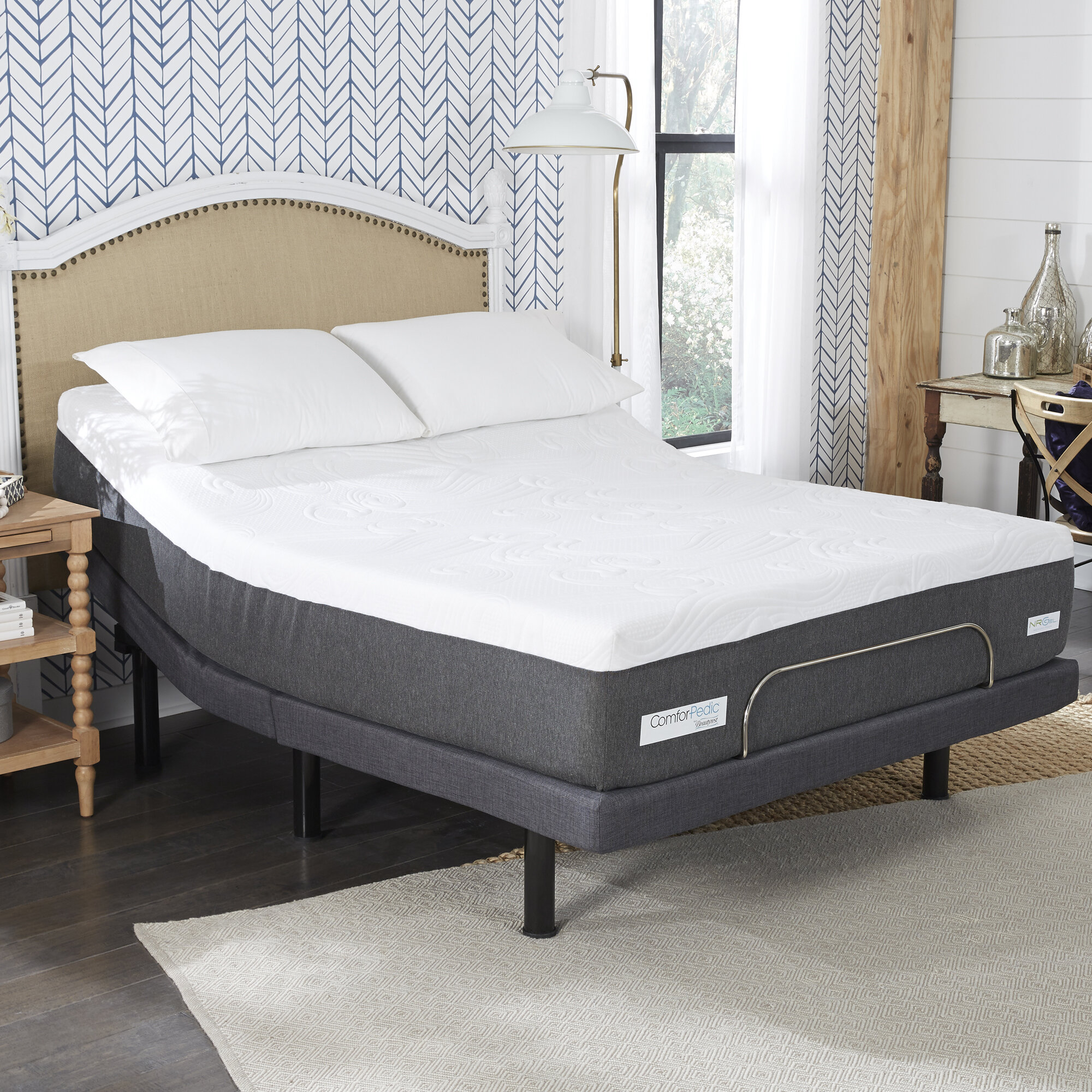 Comforpedic Loft From Beautyrest 14 Medium Gel Memory Foam