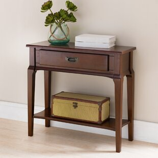 Jacobsen Condo or Apartment Console Table By Charlton Home