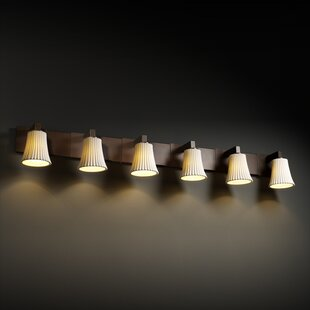 Affordable Bismark 6-Light Vanity Light By World Menagerie