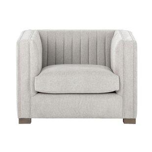 Club Caitlin Armchair by Sunpan Modern