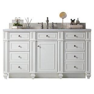 Bristol 60 Single Bathroom Vanity Base by James Martin Furniture