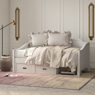 Tazewell Daybed with Storage by Greyleigh