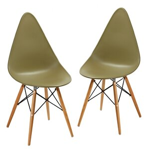 Raglin Dining Chair (Set of 2) by Varick Gallery
