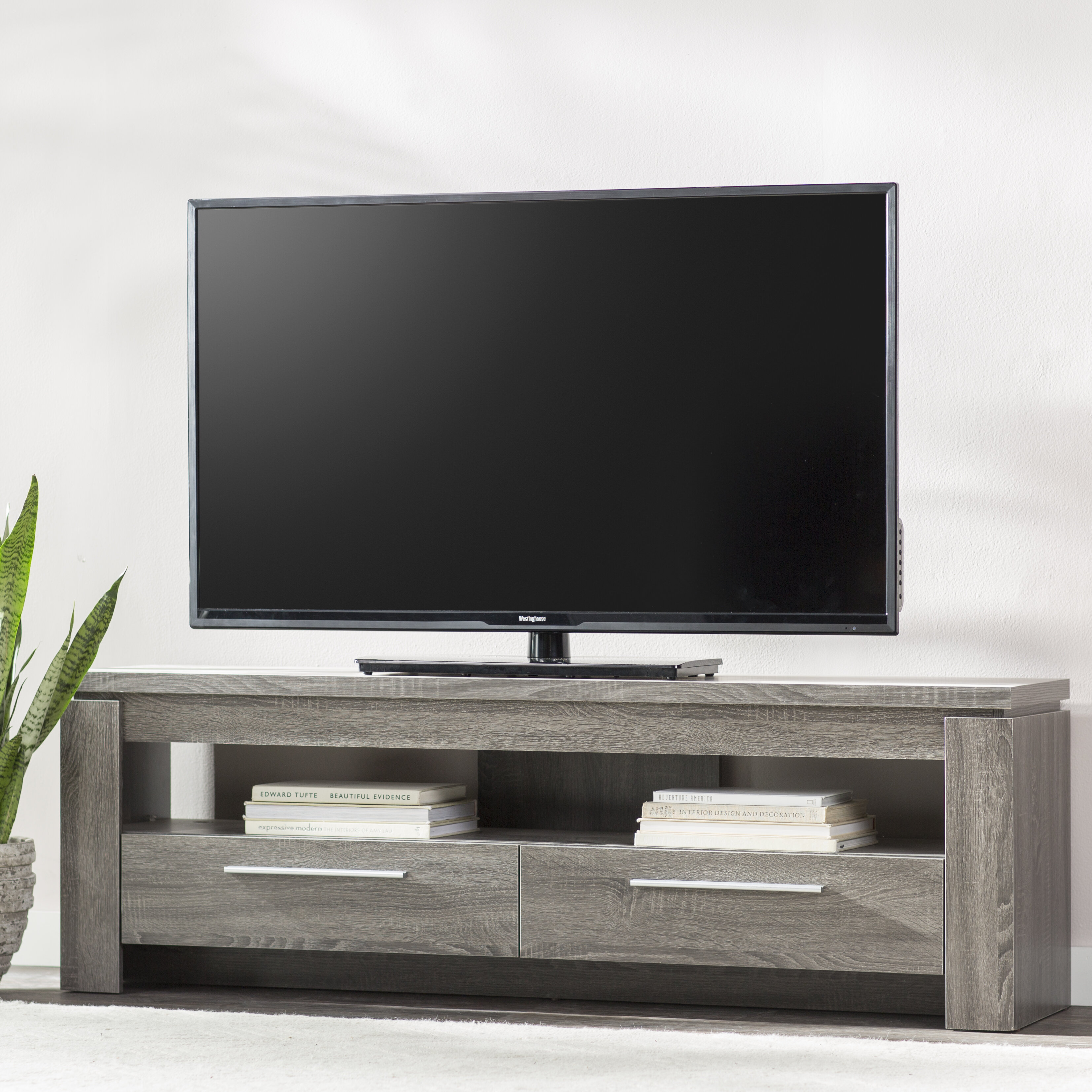 Picture of: Mercury Row Rorie Tv Stand For Tvs Up To 65 Reviews