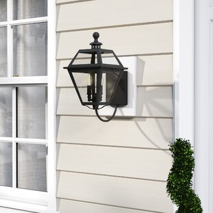 Top Reviews Amboy 3-Light Outdoor Sconce By Darby Home Co