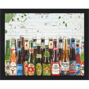 '99 Bottles of Beer' Graphic Art Print By Picture Perfect International
