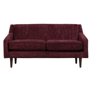 Comparison Gilder Loveseat by Ivy Bronx Reviews (2019) & Buyer's Guide