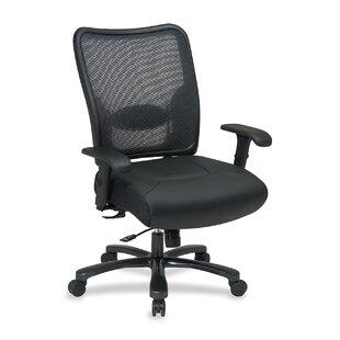 OSP Furniture High-Back Mesh Desk Chair